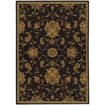 StyleHaven Transitional Floral Polypropylene 5'3
