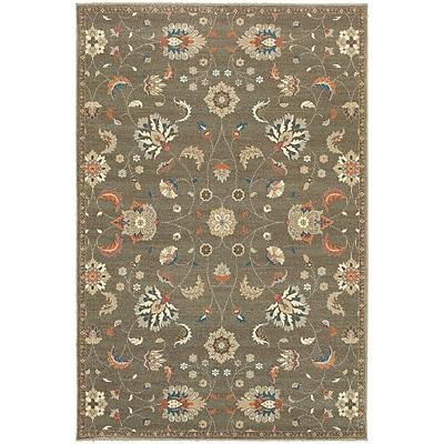 StyleHaven Traditional Botanical Polypropylene 3'10