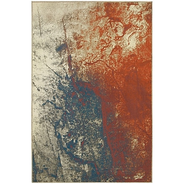 StyleHaven Contemporary Abstract Polypropylene 3'10