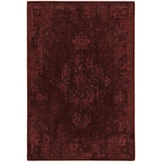"""StyleHaven Traditional Overdyed Polypropylene 7'10"""" X 10'10"""" Red/Pink Area Rug (WREV6330M8X11L)"""