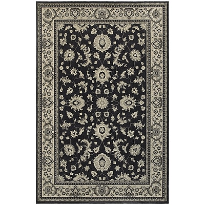 StyleHaven Traditional Bordered Traditional Polypropylene 7'10