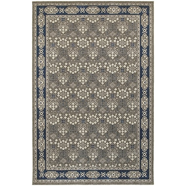 StyleHaven Traditional Classic Oriental Polypropylene 5'3