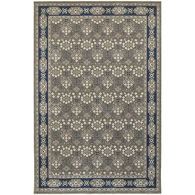 StyleHaven Traditional Classic Oriental Polypropylene 7'10