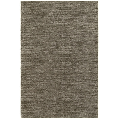 StyleHaven Transitional Distressed Stripe Polypropylene 6'7