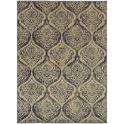 StyleHaven Transitional Traditional Polypropylene 7'10