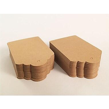 Kraft - Étiquettes, 3 1/8 po x 2 po, paq./500