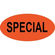 "Special Sticker, 7/8"" x 1 3/4"", 1000/Roll"