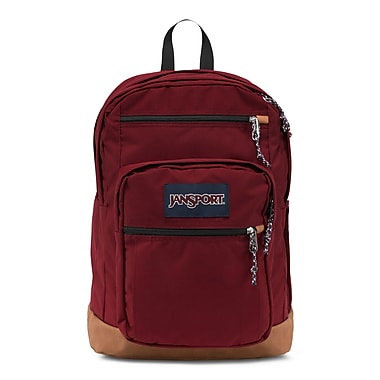 Jansport – Sac à dos Cool Student, rouge viking