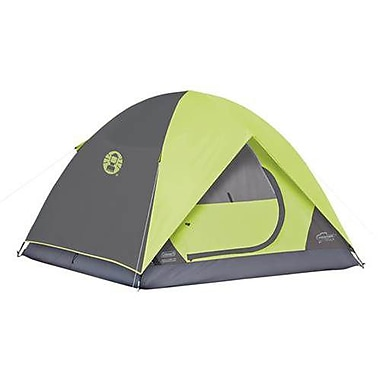 Coleman 91005 Signature 3-Person Dome Tent with Full Fly Protector