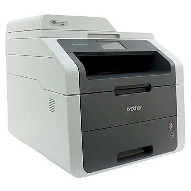 Brother MFC-9130CW Digital Wireless Colour Laser Multifunction Printer (MFC9130CW)