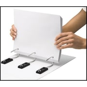 "Find It® Gapless Binder, 4"", White (FT07030)"