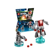 LEGO Dimensions Fun Pack, DC Comics, Cyborg, (883929463909)