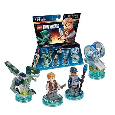 LEGO Dimensions Team Pack, Jurassic World, (883929463947)