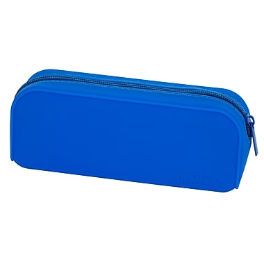 Merangue Silicone Pencil Case, Assorted Colours