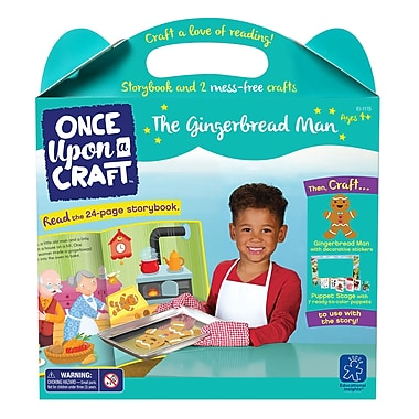Educational Insights® Once Upon a Craft , Ages 4-6