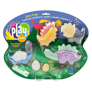 Educational Insights® PlayFoam Dino Pals 8-Pack, Ages 3+
