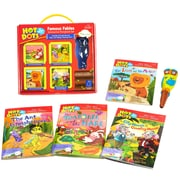 Educational Insights Hot Dots® Jr. Famous Fables (2328)