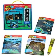 Educational Insights Hot Dots Jr. Ultimate Science Facts (2329)
