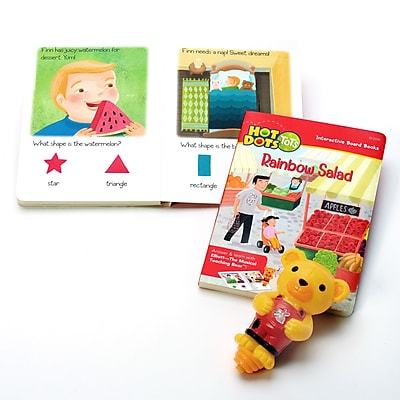 Educational Insights Hot Dots® Tots Colors and Shapes (2334)
