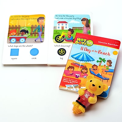 Educational Insights Hot Dots® Tots All About Vehicles (2335)
