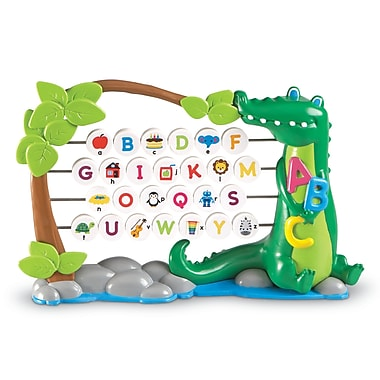 Learning Resources® Learning Essentials AlphaGator (LER7723)