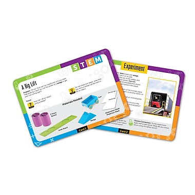 Learning Resources® Learning Essentials STEM Simple Machines Activity Set (LER2824)