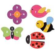 Learning Resources Learning Essentials™ Magnetic Counting Garden Puzzles (LER7727)