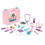 Learning Resources® Pretend & Play Doctor Set, Pink
