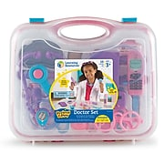 Learning Resources Pretend & Play Doctor Set, Pink