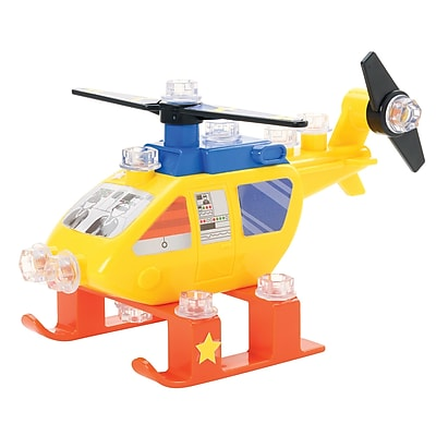 Educational Insights Design & Drill® Power Play Vehicle™ Helicopter (4130)