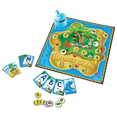Learning Resources® Alphabet Island A Letter & Sounds Game (LER5022)