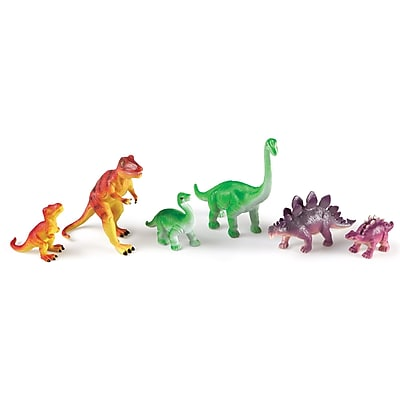 Learning Resources Jumbo Dinosaurs: Mommas and Babies (LER0836)