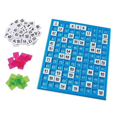 Learning Resources® Learning Essentials 120 Number Board (LER1332)