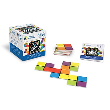 Learning Resources® Colour Cubed Strategy Game (LER9284)