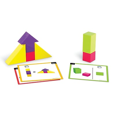 Learning Resources Mental Blox 360 Degree 3D Building Game (LER9284)