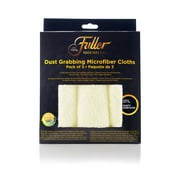Dust Grabbing Microfiber Cloths, Yellow