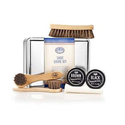 Fuller Brush Shoe Shine Kit