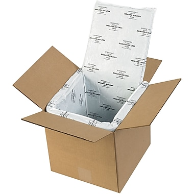 Partners Brand Deluxe Insulated Box Liners, 08