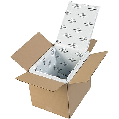 Deluxe Insulated Box Liners, 10