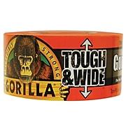 "Gorilla Duct Tape, 3"" x 30 yds., Black, 1/Roll (6003001)"