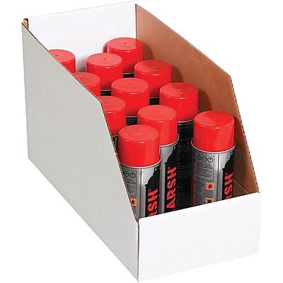 Partners Brand Jumbo Open Top Bin Boxes, 8