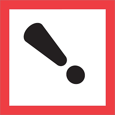 Tape Logic® Pictogram Labels,