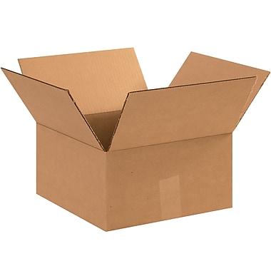 12''x12''x8'' Standard Shipping Box 275#/ECT, 25/Bundle (HD12128)