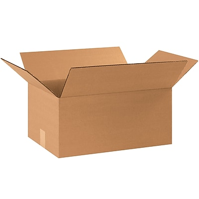 16''x14''x10'' Standard Shipping Box 275#/ECT, 25/Bundle (HD161410)