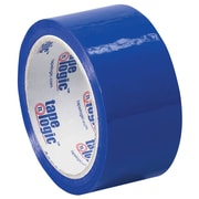 "Tape Logic Carton Sealing Tape, 2"" x 55 yds., Blue, 18/Case (T90122B18PK)"