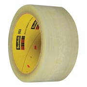"3M™ Scotch  353 Carton Sealing Tape, 2"" x 55 yds., Clear, 36/Case (72324-7)"