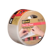"3M™ Scotch  3842 Carton Sealing Tape, 2"" x 38 yds., Clear, 6/Case (65745-8)"