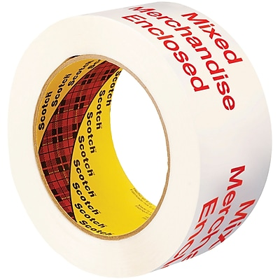 3M™ Scotch 3775 Printed Message Tape, 2