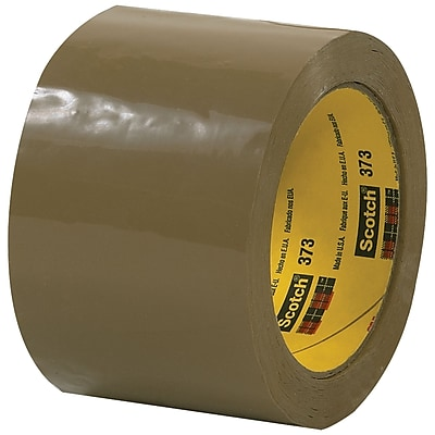 3M™ Scotch 373 Carton Sealing Tape, 3
