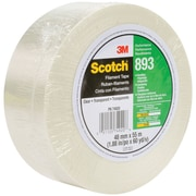 "3M™ 9485PC Adhesive Transfer Tape, Hand Rolls, 1"" x 60 yds., Clear, 6/Case (T96594856PK)"